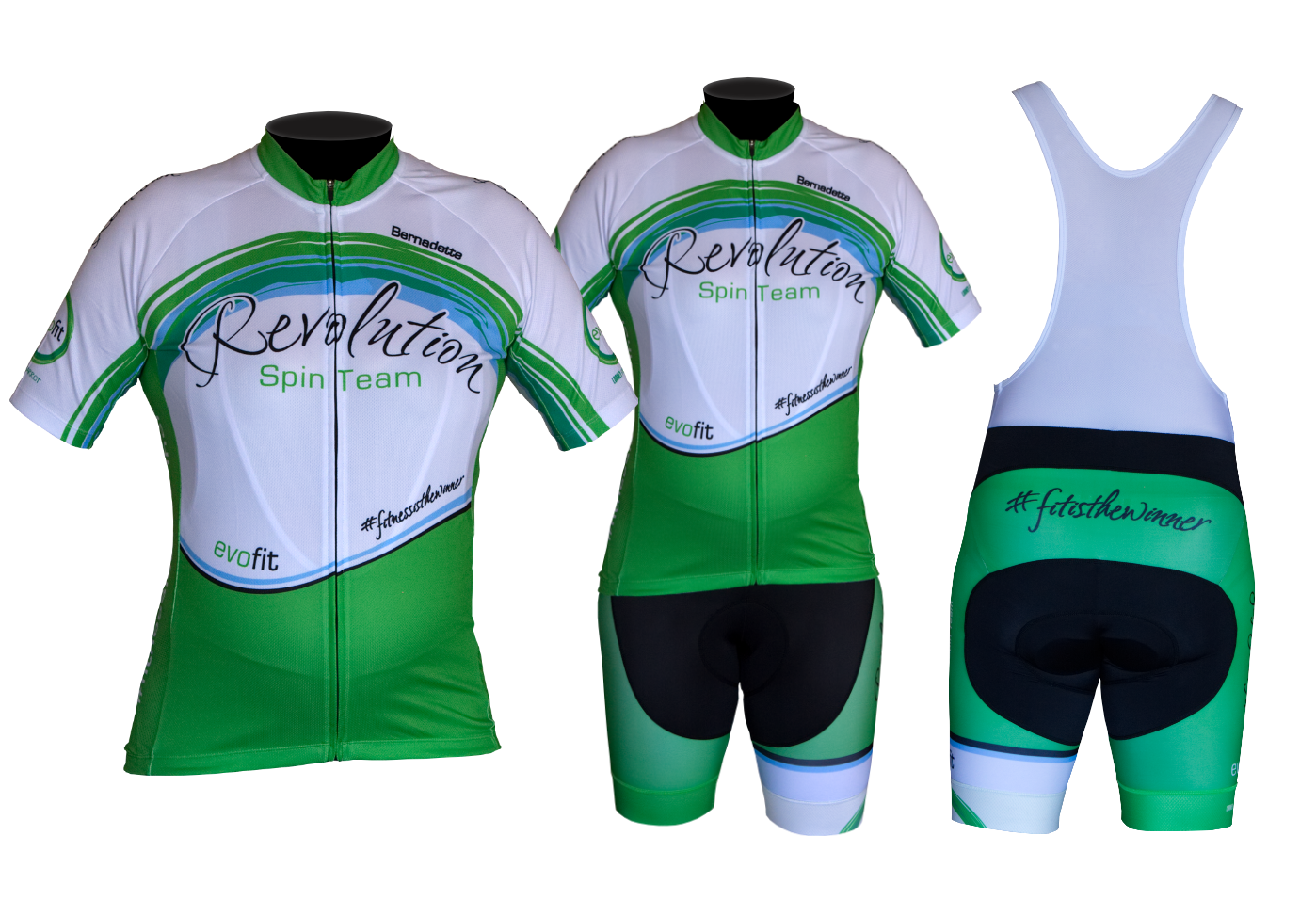 Custom Road Cycling Kit