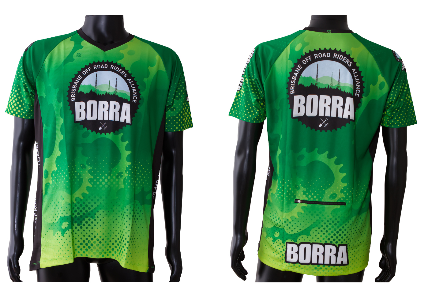 BORRA trail shirt