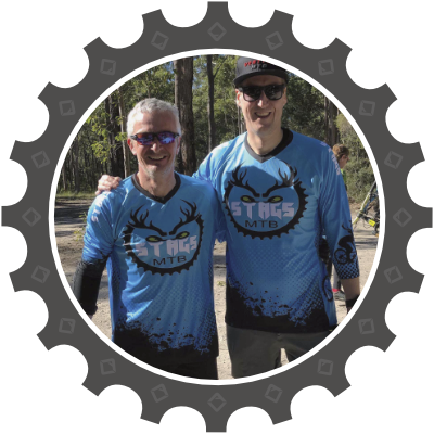 MTB Trail/Gravity Jerseys in 3/4 sleeve, long sleeve and short sleeve designs.