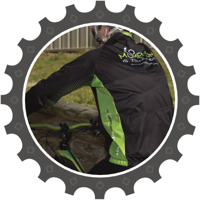 Windproof Spray Jackets featuring a high collar and robust, full-length front zipper. The jacket has 3x std rear pockets, rear reflective strip and gripper strip on bottom hem.