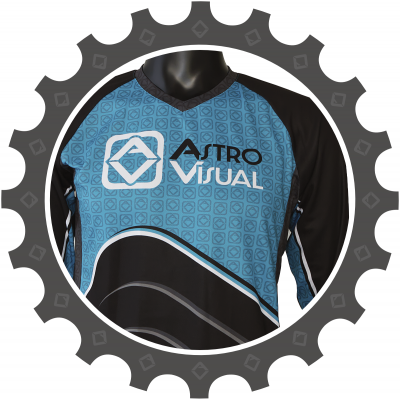 mtb relaxed fit trail gravity jersey