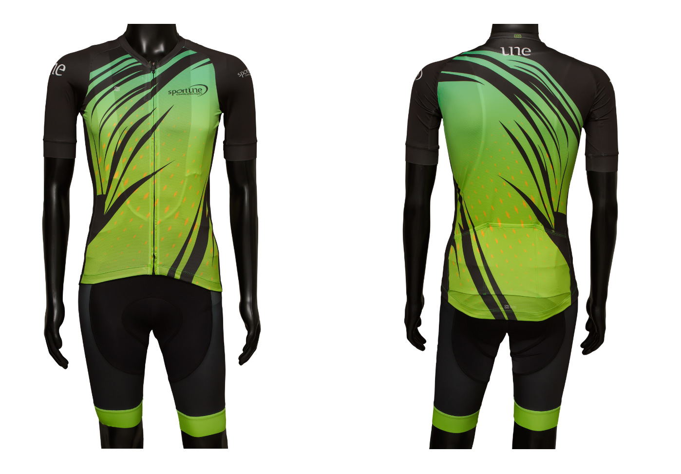 Custom Design cycling kit SportUNE University of New England by Astro Visual