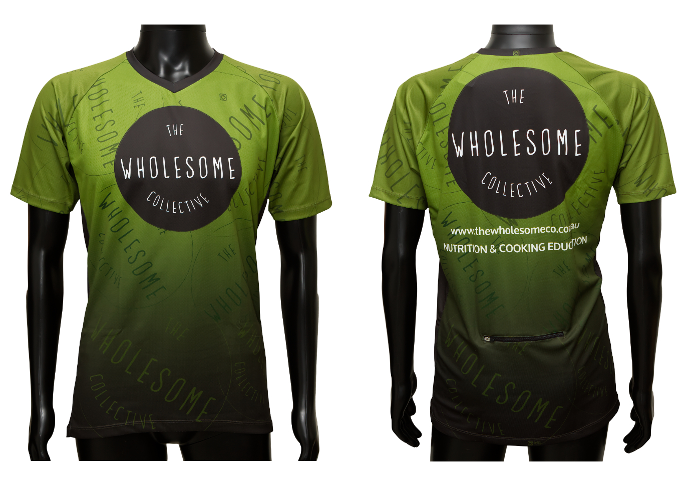Custom designed mtb trail jersey Astro Visual