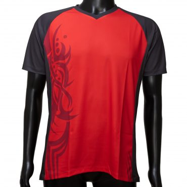 MTB short sleeve riding shirt jersey