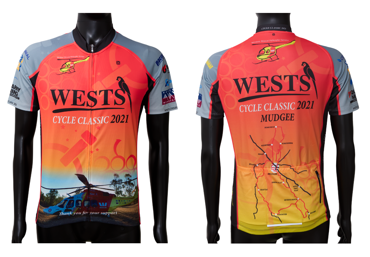 Westpac Cycle Classic jersey